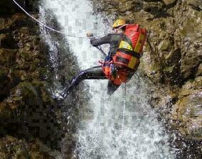 Canyoning in the Bregenzerwald